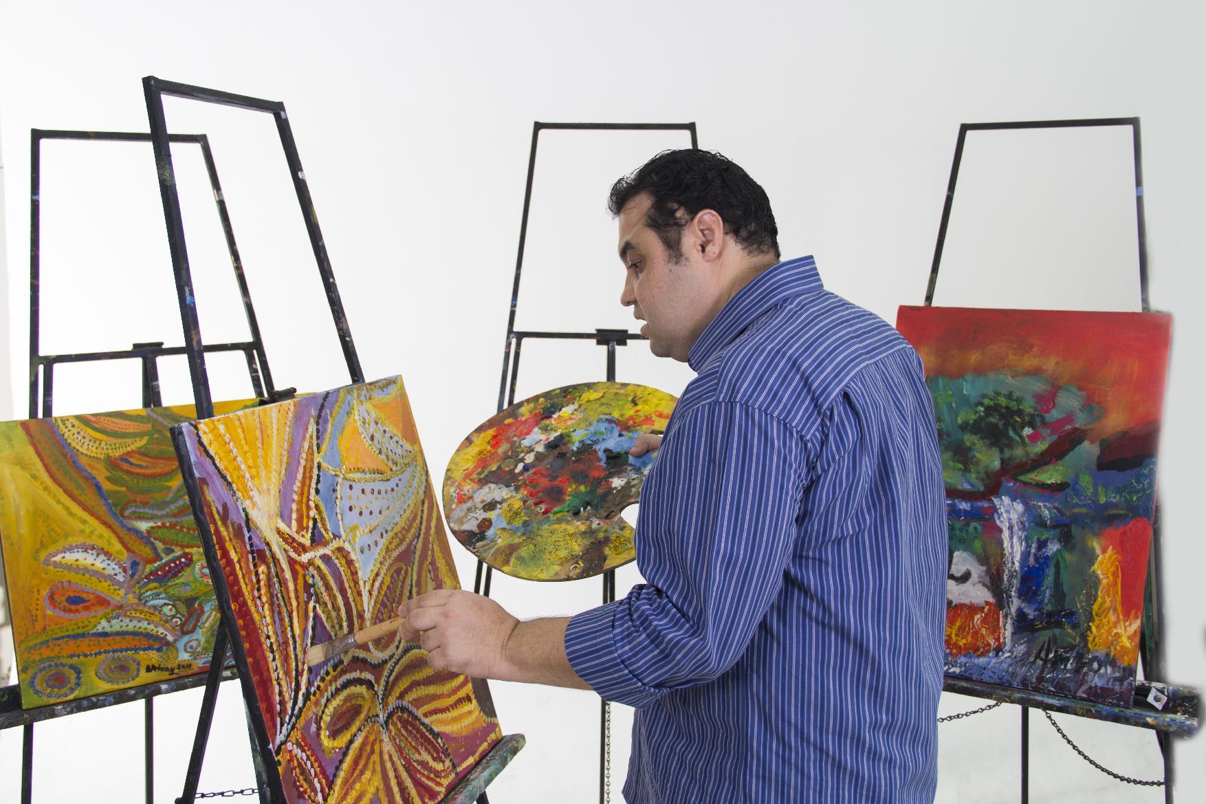 Exposici n universidad del arte ganexa for Universidad de arte