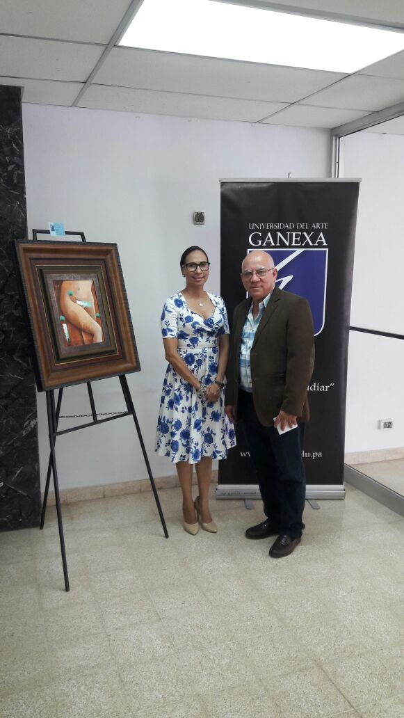 Ganexa celebra a la mujer universidad del arte ganexa for Universidad de arte